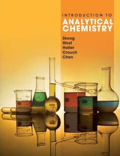analytical chemistry intro